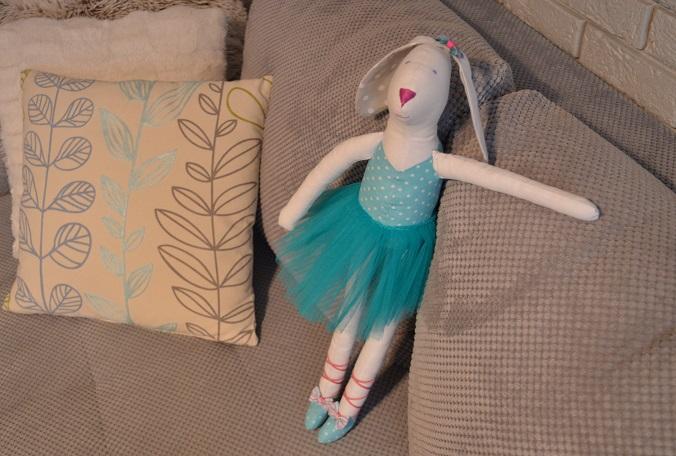 króliczek baletnica